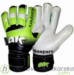 RĘKAWICE BRAMKARSKIE CHAMP IV JUNIOR Hybrid 4KEEPERS