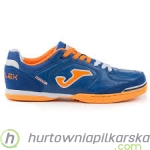 JOMA TOP FLEX 604 IN ROYAL/ORANGE