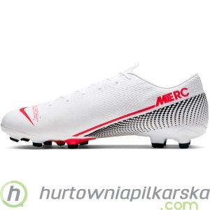 Nike Mercurial Vapor 13 Academy FG/MG AT5269-160 białe