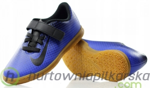 Buty halowe Nike Bravatia II V IC Jr 844439-400