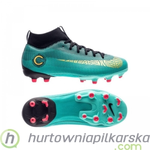 Nike MercurialX SuperflyX 6 Academy GS CR7 FG/MG Junior AJ3111-390