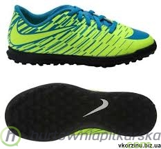 Nike Bravatax II TF Junior 844440-700