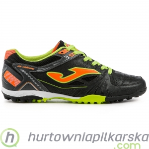 DRIBLING 601 BLACK-GREEN FLUOR TURF driw.601.tf