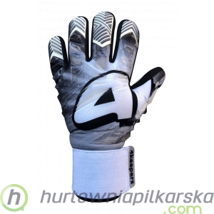 RĘKAWICE BRAMKARSKIE EVO GRIS NC JUNIOR 4KEEPERS