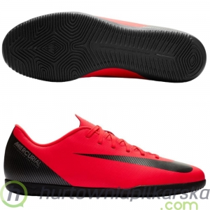 Nike MercurialX Vapor 12 Club CR7 IC AJ3737-600