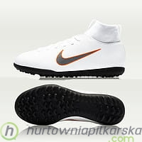 Nike Mercurial SuperflyX 6 Club Jr AH7345107 ze skarpetą