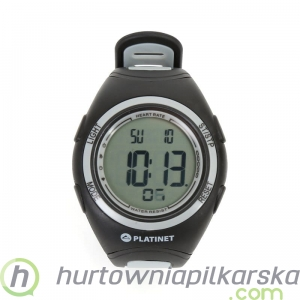 PULSOMETR ZEGAREK SPORTOWY SPORT WATCH W/ HEART RATE MONITOR PHR207 GREY
