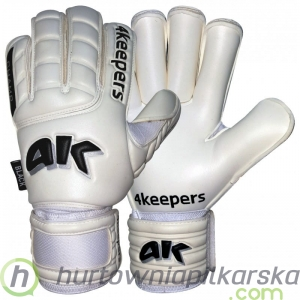 RĘKAWICE 4KEEPERS CHAMP BLACK II Roll Finger