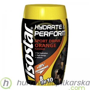 ISOSTAR KONCENTRAT 400G ORANGE)