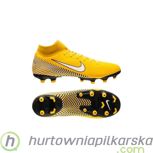 superior quality c05c2 f540e Buty piłkarskie Nike Mercurial Superfly 6 Academy Neymar FG/MG AO9466 710